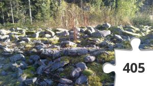 Jigsaw puzzle - Stones