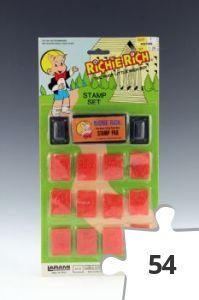 Jigsaw puzzle - Richie Rich Stamp Set