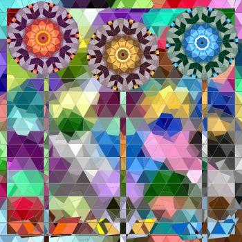 Mosaic Tile Mishmash