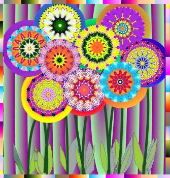 Goofy Flowers