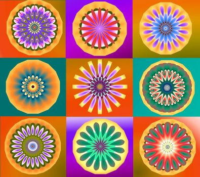 Back to Basics Kaleidoscopes