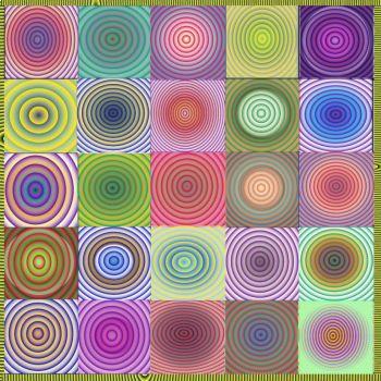 Mesmerizing Circles