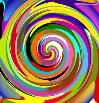 Twirly Whirl or Whirly Twirl (I'm not sure)