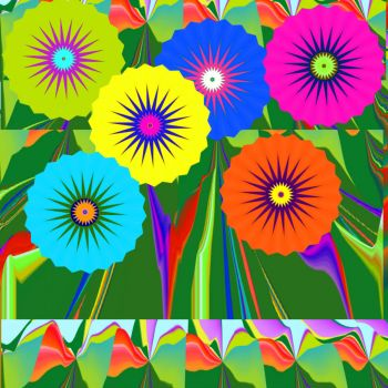 Thursday's Flowers