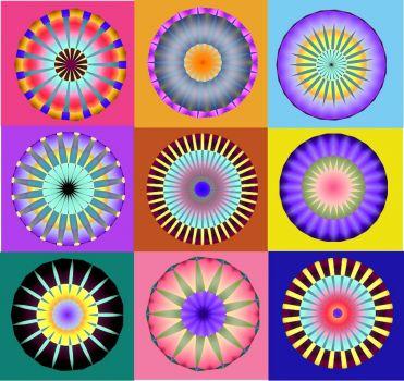 Cool Kaleidoscopes