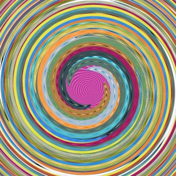 Swirl of Yarn