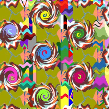 Out of Control Swirls