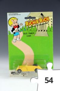 Jigsaw puzzle - Richie Rich Old Timer Car, Rolls Royce variant