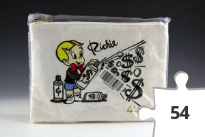 Jigsaw puzzle - Richie Rich travel case