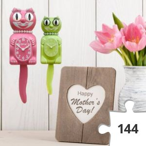 Jigsaw puzzle - Mothers Day