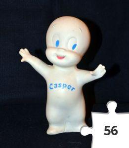 Jigsaw puzzle - Casper figure