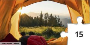 Jigsaw puzzle - Camping Activities by Robin Stamm, Eyeem on GH