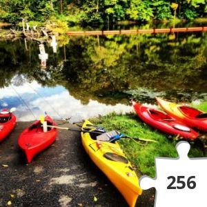 Jigsaw puzzle - LoHud Kayaks