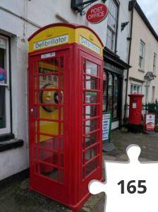 Jigsaw puzzle - A Fine Pair # 1392 ~ Caerleon - High Street