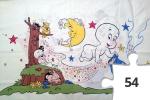 Jigsaw puzzle - Casper pillowcase