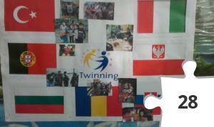 Jigsaw puzzle - twinning