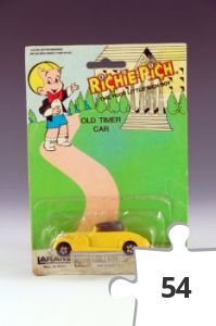 Jigsaw puzzle - Richie Rich Old Timer Car, Packard variant
