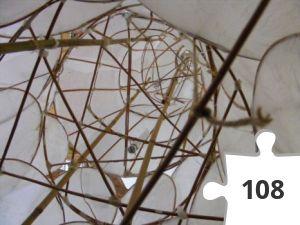 Jigsaw puzzle - Inside a lantern
