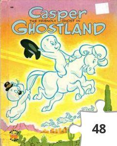 Jigsaw puzzle - Jigidi-wonder-casper-ghostland