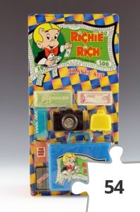 Jigsaw puzzle - Richie Rich Travel Set