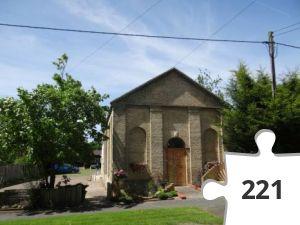 Jigsaw puzzle - Church Micro 5243...Comberton - Baptist
