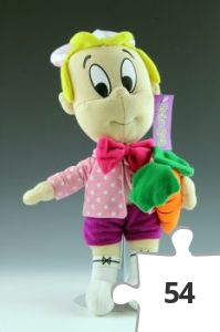 Jigsaw puzzle - Richie Rich rabbit costume doll