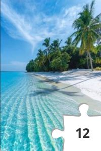 Jigsaw puzzle - Dominican Republic Beach by MyLittleAdventures