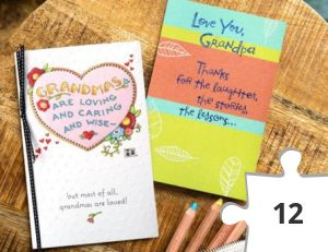 Jigsaw puzzle - American Greetings- Cards on Table