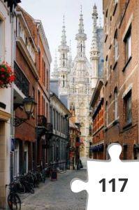 Jigsaw puzzle - Leuven