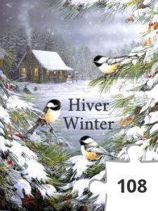 Jigsaw puzzle - Winter