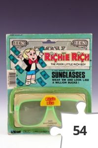 Jigsaw puzzle - Richie Rich Sunglasses