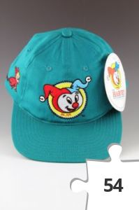 Jigsaw puzzle - Harvey Snapback Hat in turquoise
