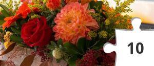 Jigsaw puzzle - Flower Bouquet, LeBouquet