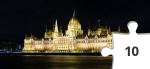 Jigsaw puzzle - Hungarian Parliament