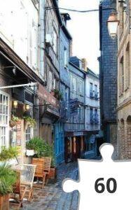 Jigsaw puzzle - Honfleur Normandy