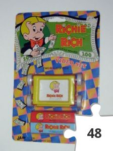 Link to Jigidi puzzle of Richie Rich Video Set