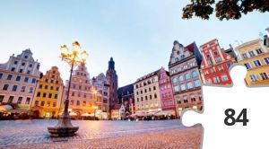 Jigsaw puzzle - gs-d1526-Wroclaw