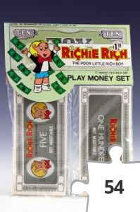 Jigsaw puzzle - Richie Rich Play Money Set