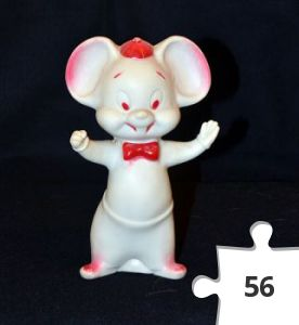 Jigsaw puzzle - Herman figure