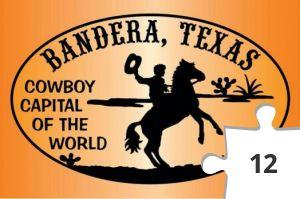 Jigsaw puzzle - Bandera, Texas by Bandera General Store