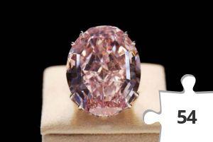 Jigsaw puzzle - 140228-pink-star-diamond