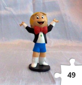 Jigsaw puzzle - Richie Rich Artist Proof Teeny Weeny Mini-maquette