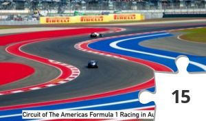 Jigsaw puzzle - Circuit of the Americas Formula 1 Racing in Austin, TX