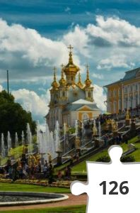 Jigsaw puzzle - St. Petersburg