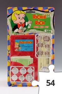 Jigsaw puzzle - Richie Rich Rich Kid Set