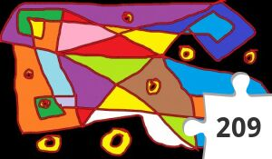 Jigsaw puzzle - puzzle97