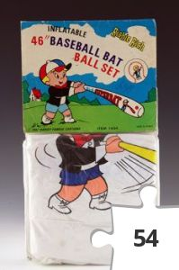 Jigsaw puzzle - Richie Rich Inflatable Baseball Bat and Ball Set
