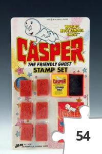 Jigsaw puzzle - Casper Stamp Set