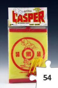 Jigsaw puzzle - Casper Dart Game