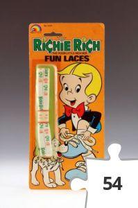 Jigsaw puzzle - Richie Rich Fun Laces